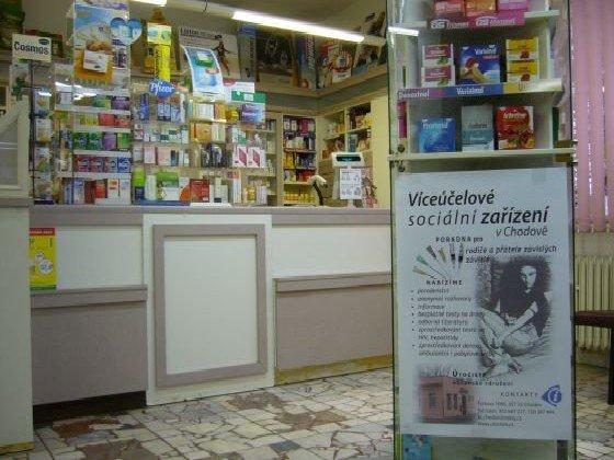 Informační kampaň v lékárnách